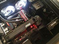 Speldator - (I5, 16GB RAM, GTX 980)