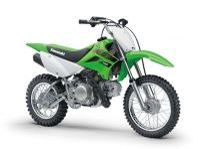 Kawasaki KLX110R 2021 I LAGER