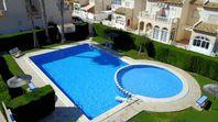 Torrevieja: Hus i Playa Flamenca + bil