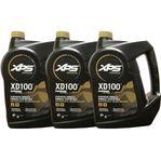 XD100 3x 1 Gallon - Fraktfritt