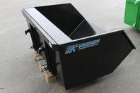K-vagnen / Frontlastar container