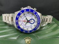Rolex Yacht-Master II 116680 44mm Stål Fullset Toppskick