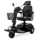 Promenadscooter - 600W - Fabriksny