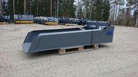 Återfyllnadskopa 2,5m-S60 i lager
