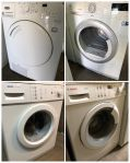 Bosch,Electrolux&Whirlpool Tvättmaskiner&Tork