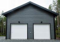 Garageport 2500 x 2100 Bredd x Höjd