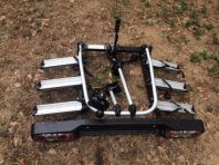 UTHYRES - Cykelhållare med plats för 3 cyklar
