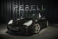 Porsche 911 996 Turbo Cabriolet 4WD 420hk