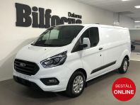 Ford Transit Custom 2.0 TDCi SelectShift Euro 6 130hk