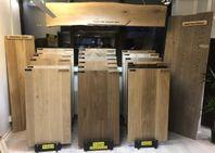 Rea-skräddarsydda trägolv från amberwood