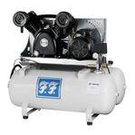 FF kompressor 5,5 hk - 180 L (2x90L)