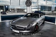 Mercedes-Benz SLS Roadster / Unikum / Fri hemleverans /