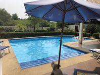 Långtidshyra, villa i Hua Hin med stor pool och trädgård