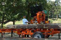 Wood-mizer LT70 sågverk Vårkampanj