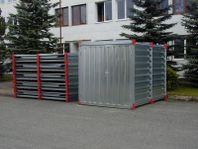Monterbar container Pris: fr 8600:- exkl moms