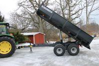 K-vagnen Schaktvagn 10 ton