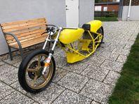 Funnybike chassi