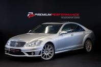 Mercedes-Benz S 63 AMG *NightVision *T-lucka *SoftClose *H&K