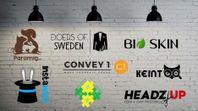 Skräddarsy din egen logotype