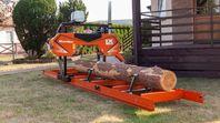 Wood-Mizer LX50 Sågverk 5,5 kW NYHET