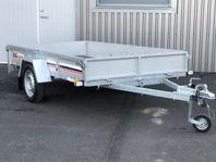 BK Hengeren PL-0726 T EU-vagn Obromsad Proffsvagn Tipp