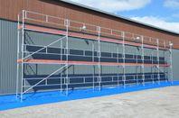 Byggställning Altrad Ram 18x6m 32 700:-