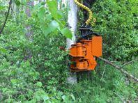 Energiklipp Biojack 180, 230 & 300 för kranar
