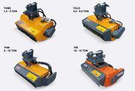 Klipphuvud för grävmaskiner - FERRI