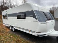 Hobby 650 UFf Prestige Queenbed ALDE