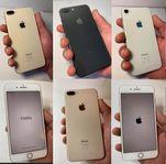 KAMPANJ på iPhone 8+ & 8 med 12 mån garanti