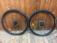 Cykelhjul säljes