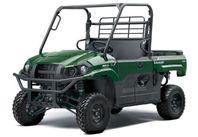 Kawasaki Mule MX Pro 4X4 Traktor registrerad endast förorder