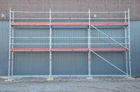 Modul Byggställning ASSCO 9m x 6m 25 700:-