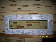 DRUTEX källarfönster från 950kr. fönster
