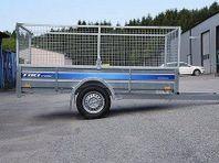 Tiki-Treiler CS265 R Kampanj Med gallergrindar