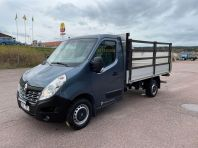 Renault master Chassi Cab 2.3 dCi Euro 6 Bakgavellyft