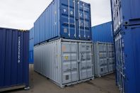 Nya & begagnade 8-40 fot containers Växjö