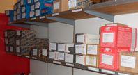 Reservdelar och reparation till släp