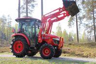 Traktor Branson 5025C 47 hk 4WD, frontlastare