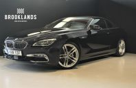 BMW 640 d Cab Steptronic Euro 6 313hk