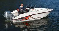 Micore XW53CC & Honda 100 hk 4-takt -2022