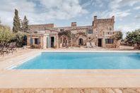 Semesterparadis på Mallorca med plats för 10