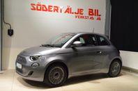 Fiat 500 e ICON 113hk 100% ELBIL 320KM