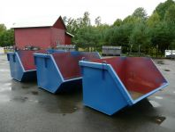 BM Containers 3-4-5kbm Stora BM Fästet