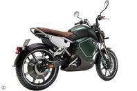 Moped Super soco TC 1200R 2021 eu 45km/h
