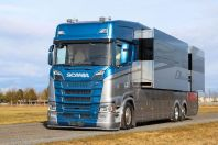 Scania NL Exclusive Line Motorhome S650
