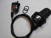 SRAM S7 / ST Ar / 7-växel reglagesats - Solna
