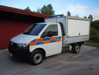 Volkswagen Transporter 140hk Pick up / Kåpa
