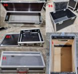 Rackcase, Flightcase, DJ case, packlådor