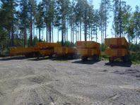 Tippvagnar Möre & Bigab 9 - 13 ton